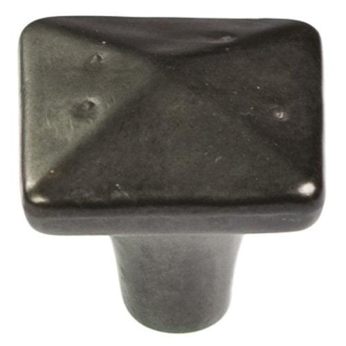 Hickory Hardware Carbonite Square Cabinet Knob