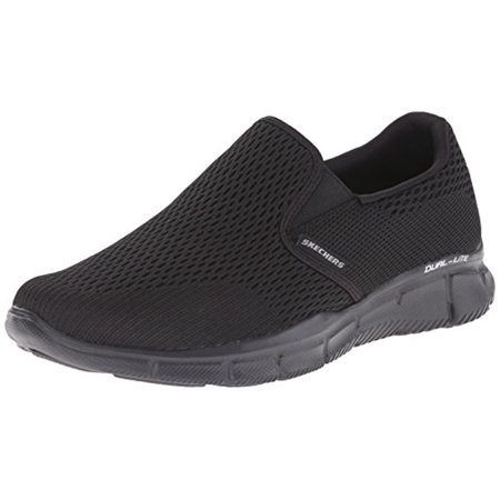 skechers memory foam mens slippers