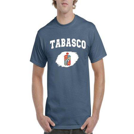 Mexico State of Tabasco Men's Short Sleeve (Tabasco T-shirts)