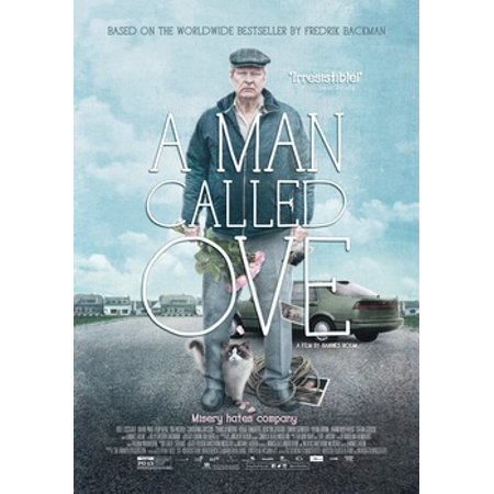 A Man Called Ove (DVD) Ove is an ill-tempered, isolated retiree who spends his days enforcing block association rules and visiting his wife's grave, and has finally given up on life just as an unlikely friendship develops with his boisterous new neighbors.