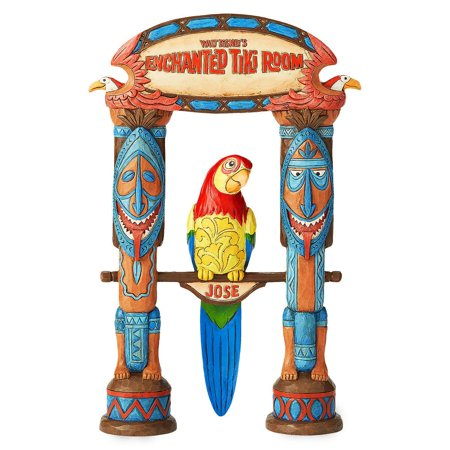 Disney The Enchanted Tiki Room 55th Anniversary Figure by Jim Shore New with Box