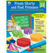 Fresh Starts and Fast Finishes, Grades 3 - 5 : High-Interest Language Arts and Math Activities to Start and End the Day