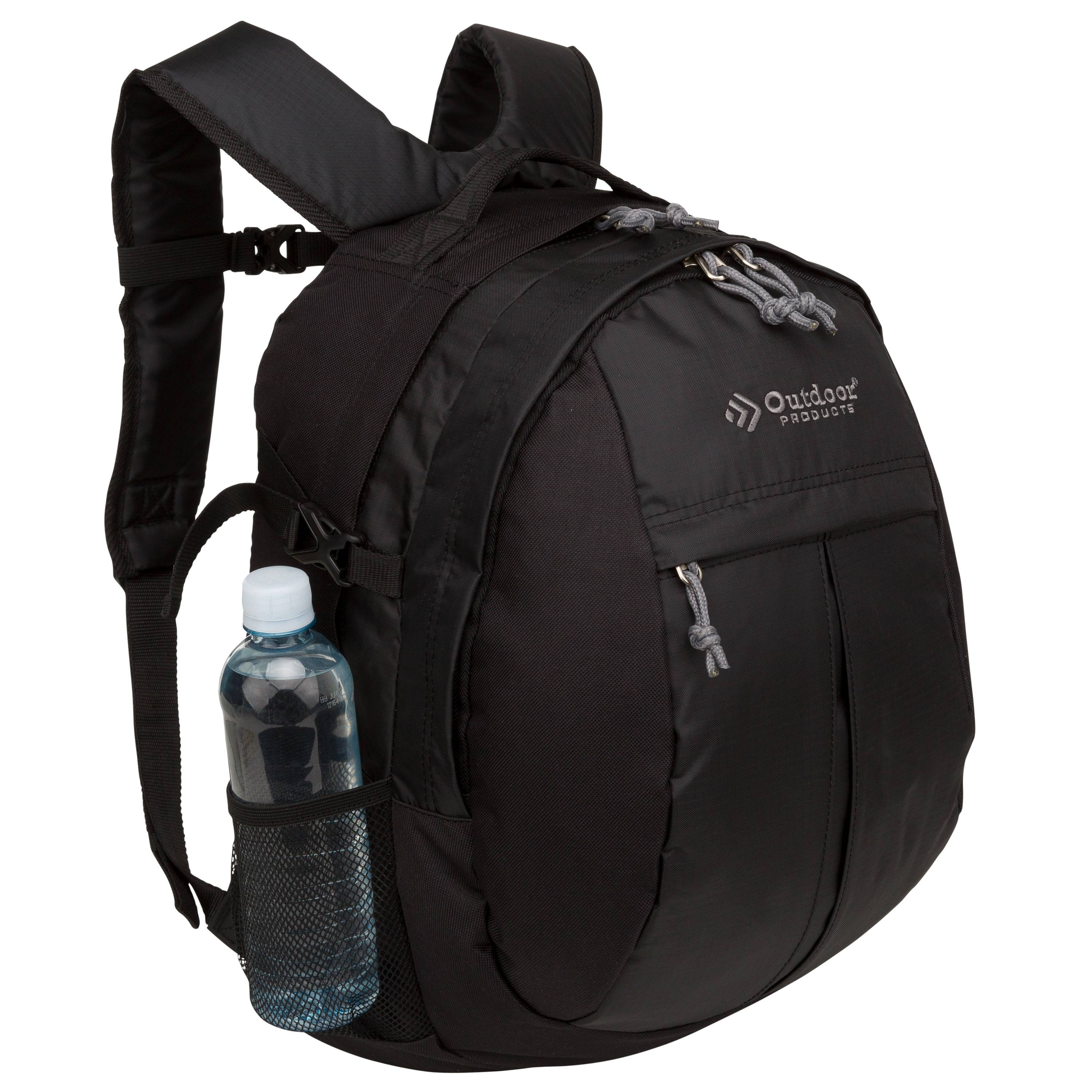 Details about  /Outdoor Products Traverse 25 Ltr Back Pack Blue//Grey Unisex Organizer