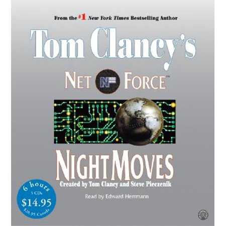 Low Double Tom Stand - Tom Clancy's Net Force #3: Night Moves Low Price CD
