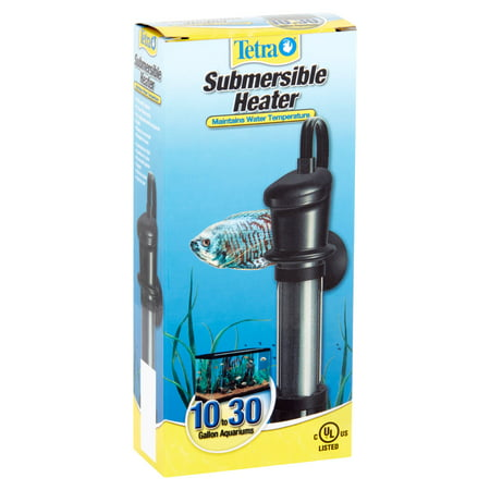 Tetra Submersible Aquarium Tank Heater 10 30 Gallon 100
