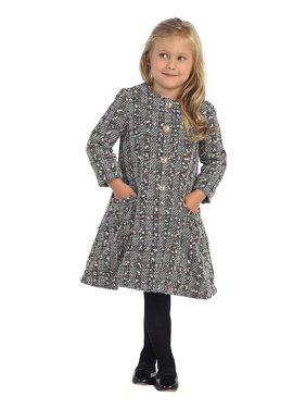 ca5b34f44 Angels Garment Little Girls Coats   Jackets - Walmart.com
