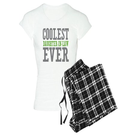 CafePress - Coolest Daughter In Law Ever - Women's Light Pajamas (Coolest Onesies For Adults)