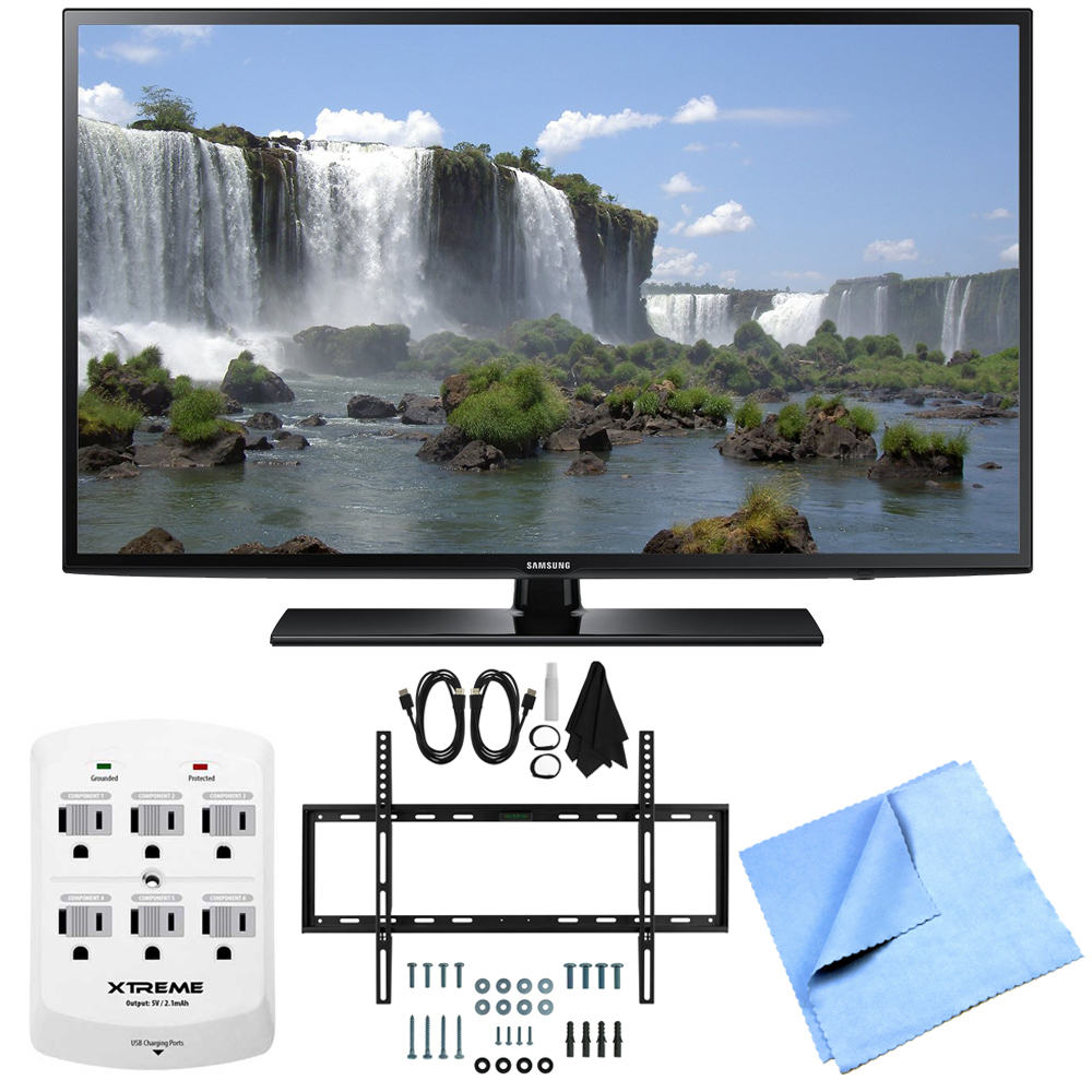 Samsung UN40J6200 40-Inch Full HD 1080p 120hz Smart LED T...