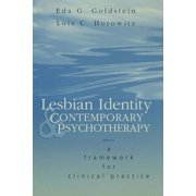 Lesbian Identity and Contemporary Psychotherapy - eBook