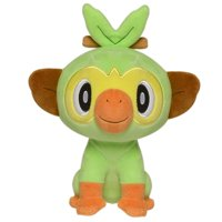 "Pokmon Sword & Shield Official 8"" Plush - Grookey"