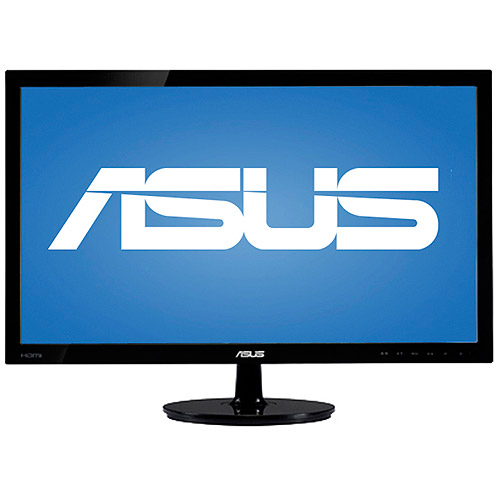 "Asus VS247H-P 23.6"" Widescreen LCD Monitor"