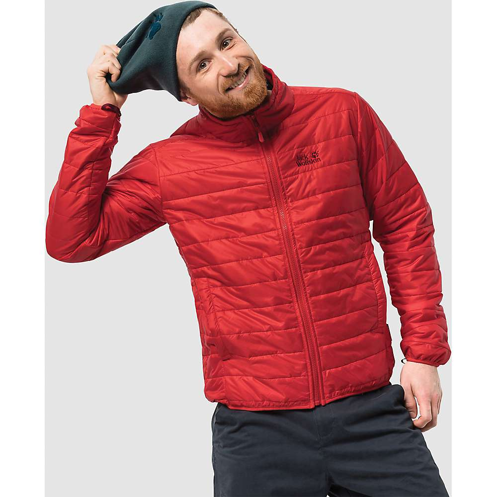 best quality outlet store shades of Jack Wolfskin Men's North Fjord 3 in 1 Jacket