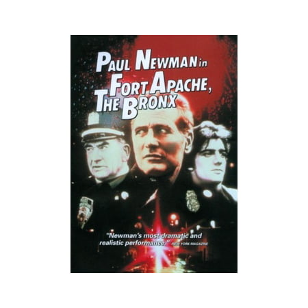 Fort Apache, The Bronx (DVD) - Apache Headress