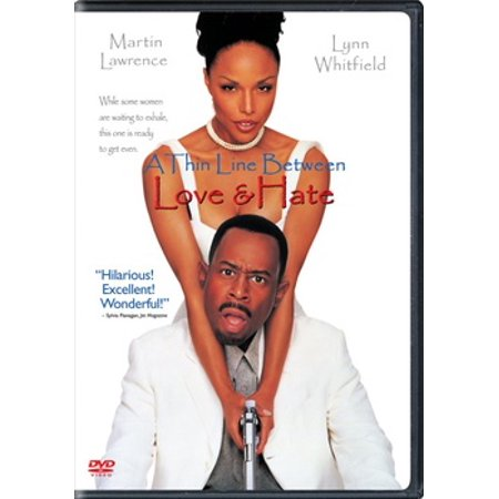 A Thin Line Between Love And Hate (DVD)