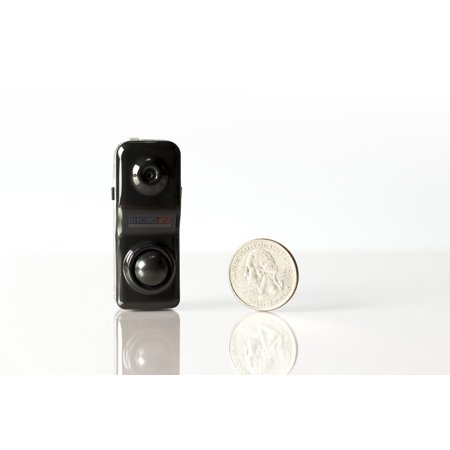 New Black Moton Activated Pocket DVR Rechargable Mini Surveilance CCTV Camcorder