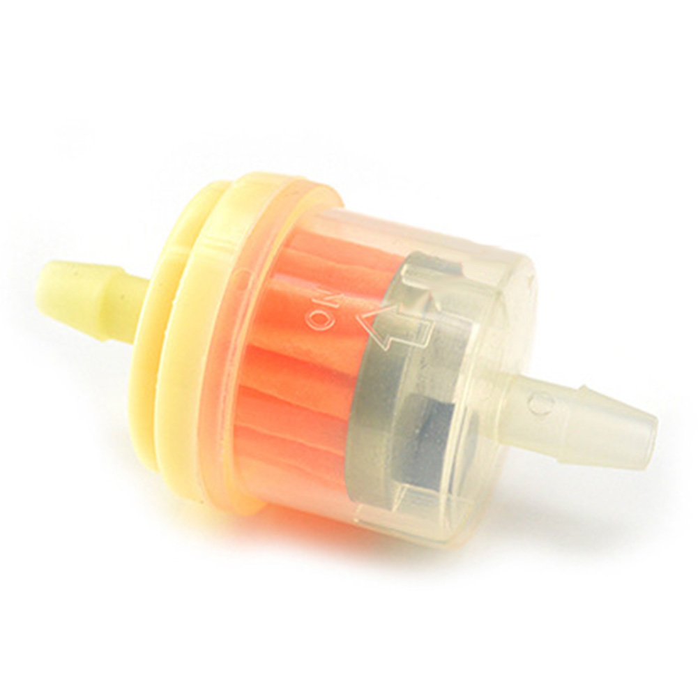 10pcs 1/4'' Gas Inline Fuel Gasoline Filter with Magnet for Motorcycle - image 4 of 5