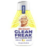 Mr. Clean Clean Freak Multi-Surface Spray Refill, Lemon Zest