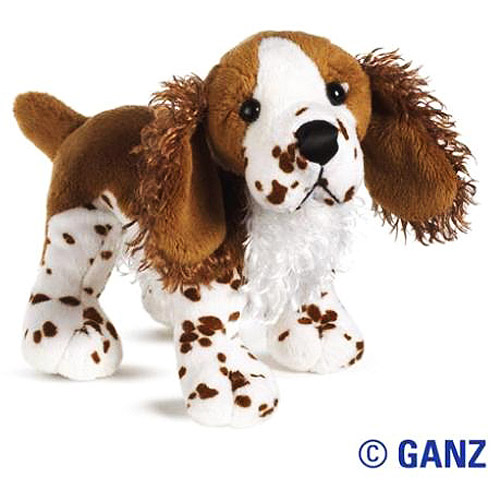 Webkinz Virtual Pet Plush - SPRINGER SPANIEL (8.5 inch)