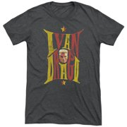 Rocky Ivan Mens Tri-Blend Short Sleeve Shirt
