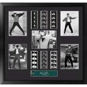 Trend Setters Elvis Presley Montage FilmCell Presentation Framed Memorabilia