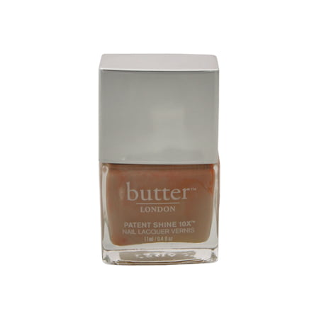 Butter London Patent Shine 10X Nail Lacquer, Shop Girl, 0.4 Fl (Best Butter London Nail Polish)
