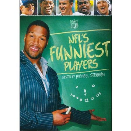 The Nfls Funniest Players   Hosted By Michael Strahan