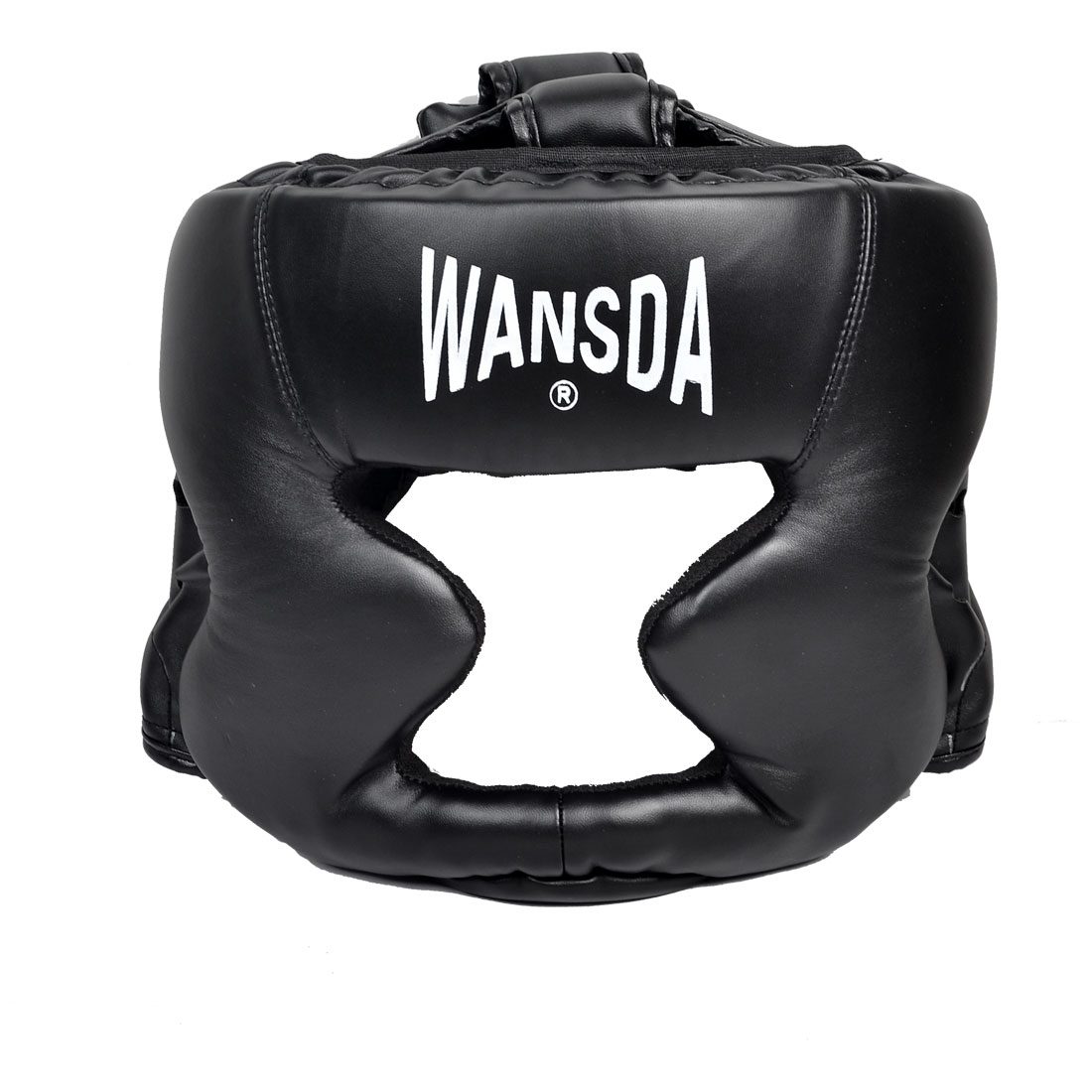 Unique Bargains Unique Bargains Adult Full Coverage Boxing Headgear Helmet Head Protector Size XL