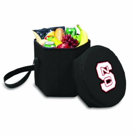 NC State Wolfpack - Bongo Cooler by Picnic Time (Black) - image 1 of 1