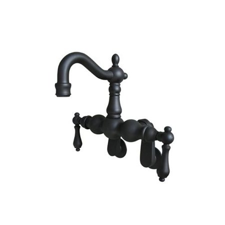 Elements Of Design Hot Springs Double Handle Wall Mount