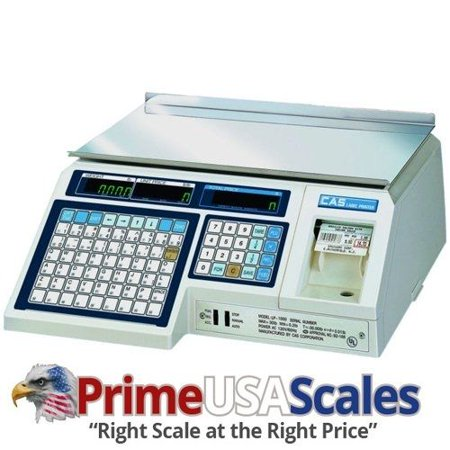 Label printing scale hot sale.