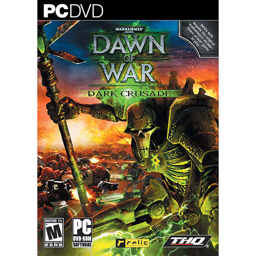 Warhammer: 40,000: Dawn of War: Dark Crusade (PC-DVD)