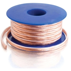 250FT 18AWG BULK SPEAKER WIRE