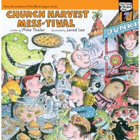 Tales from the Back Pew: Church Harvest Mess-Tival (Paperback)