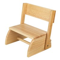 KidKraft Small Flip Stool - Natural