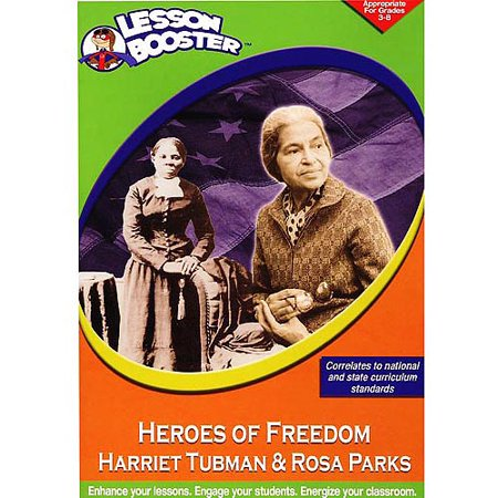 Heroes Of Freedom  Stories Of Harriet Tubman And Rosa Parks