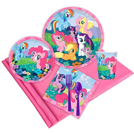 My Little Pony Friendship is Magic 16-Guest Party Pack