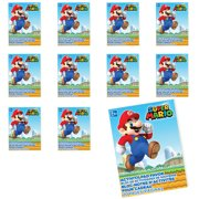 Super Mario Coloring Books 48ct, Birthday Party Favors for Kids, 20 Sheets Each