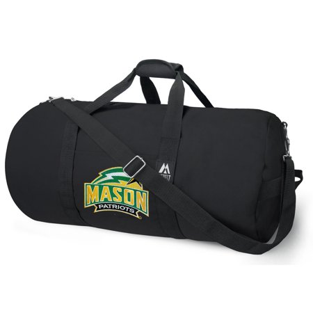 Broad Bay Gmu Duffel Bag Or George Mason Gym With Tough Metal Hardware
