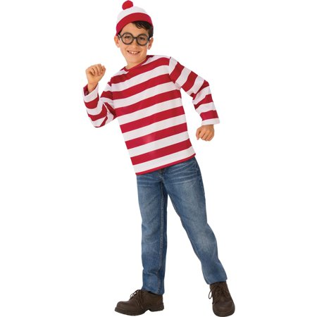 Where's Waldo Teen Costume](Wilko Halloween)
