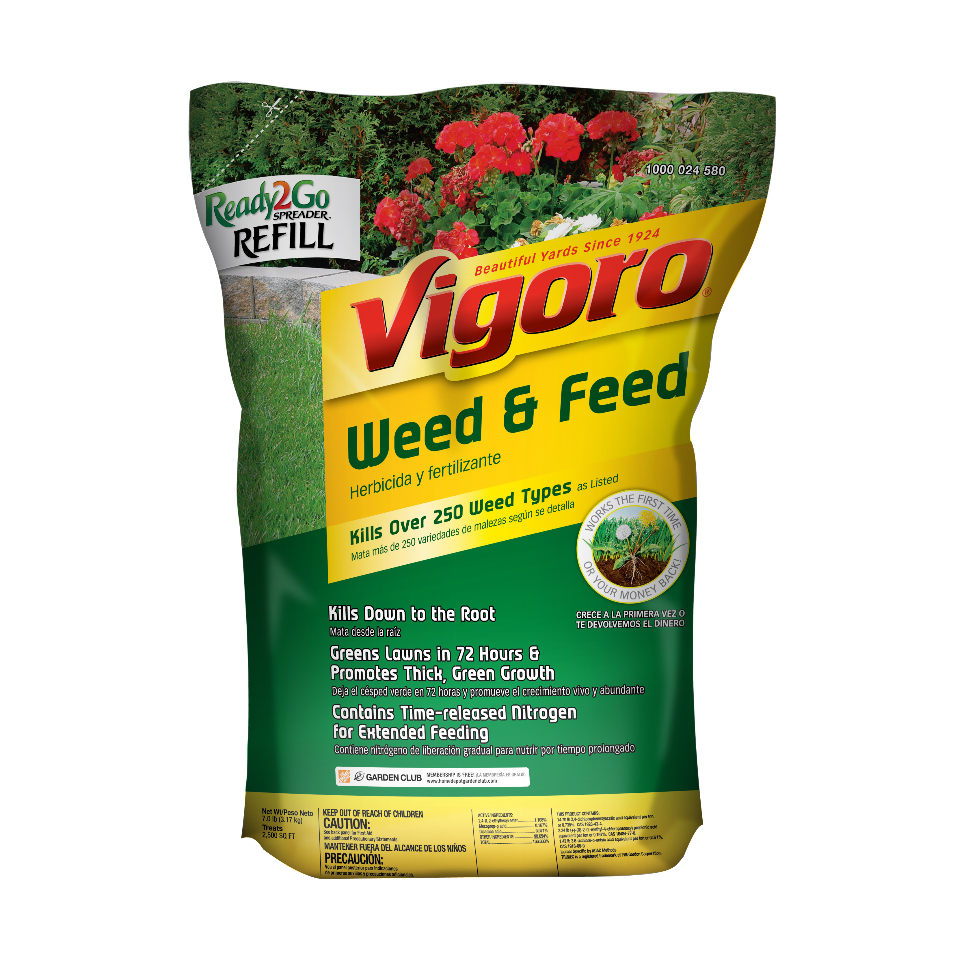 Vigoro Weed and Feed Ready-2-Go Weed Killer - Walmart.com