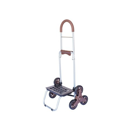 Mighty Max Stair Climbing Cart - Tri-Wheel Steppers - Super Tri Dolly