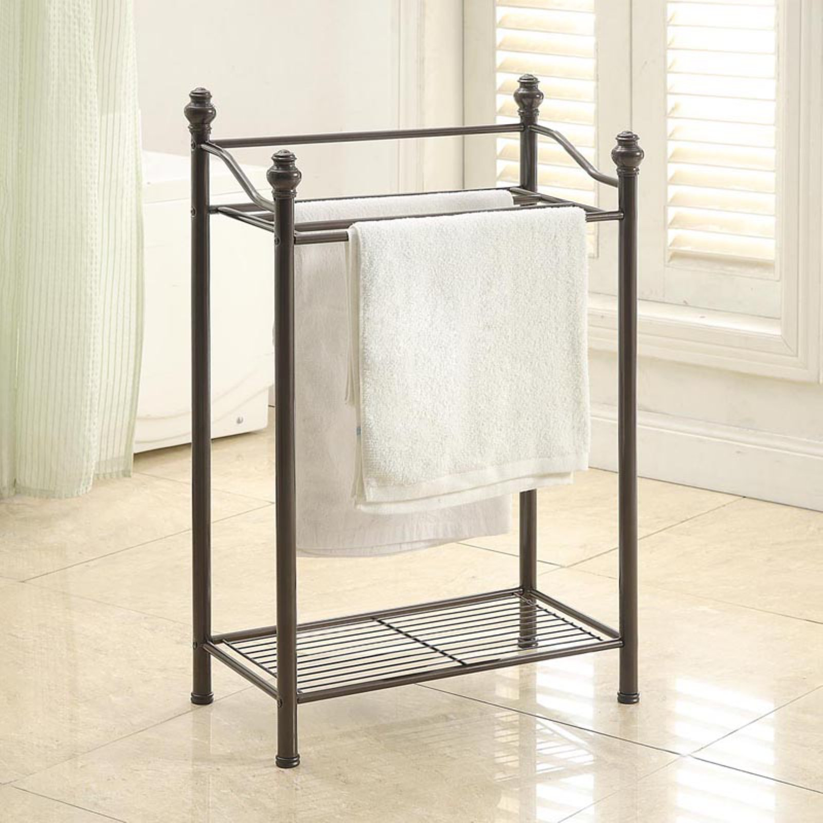 Belgium Bath Collection Towel Tower