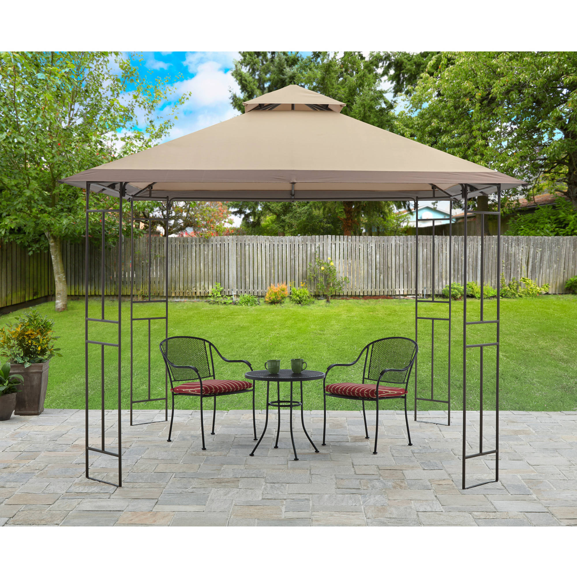 Mainstays Toni Gazebo, 10' x 10' by Gazebos
