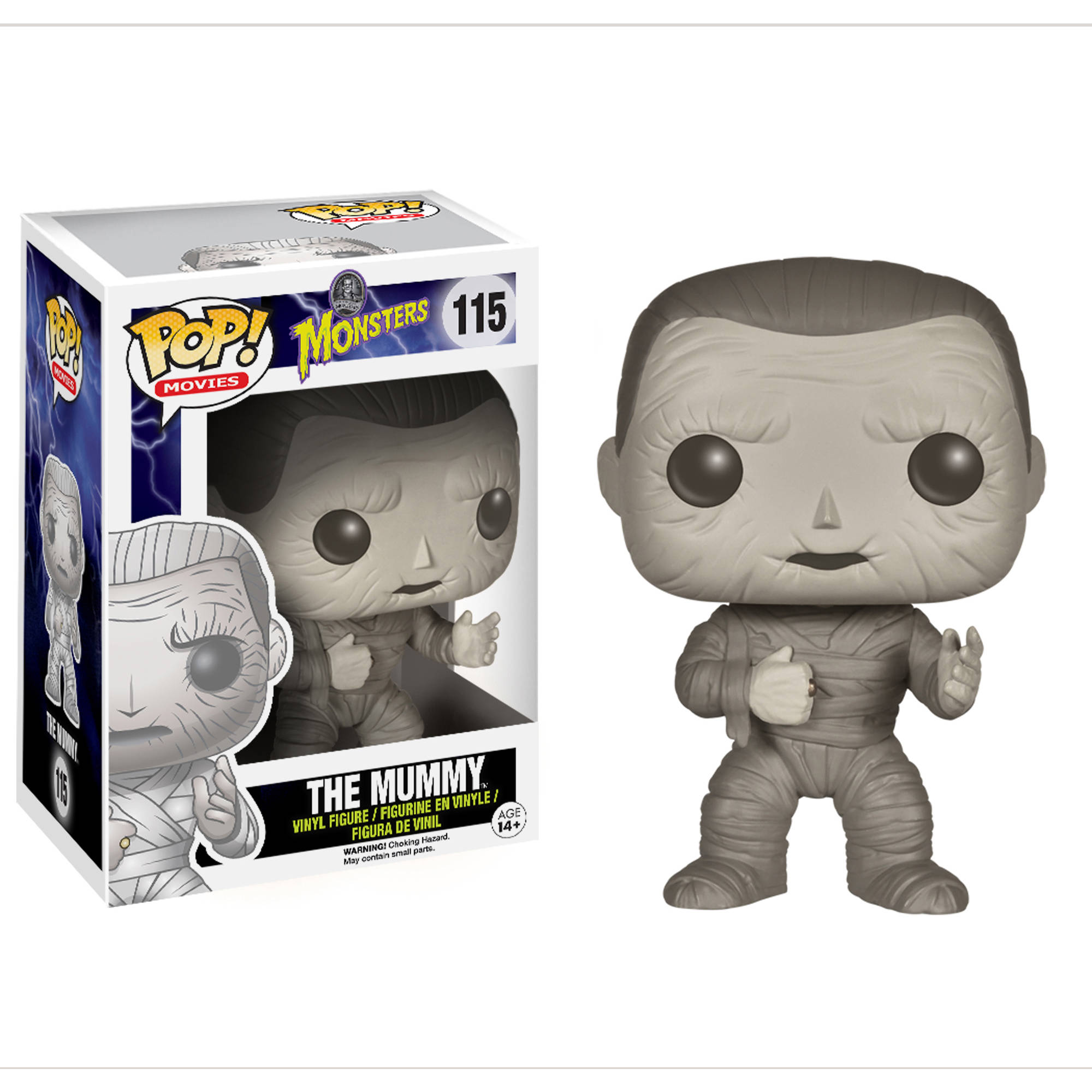 Funko POP Movie: Monsters Mummy! Vinyl Figure
