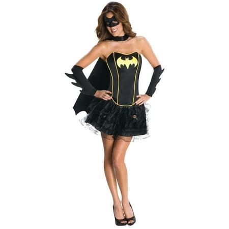 Batgirl Flirty Adult Halloween Costume