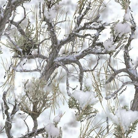 CAROLINA MANUF TRUE TIMBER SNOW BANDANA