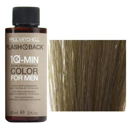 Paul Mitchell Flash Back 10-Minute Hair Color for Men - Color : Medium Cool (Cool Colours)