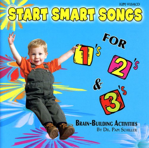 Start Smart Songs for 1's, 2's & 3's, Product Type: CDs By Kimbo Format: Audio CD by