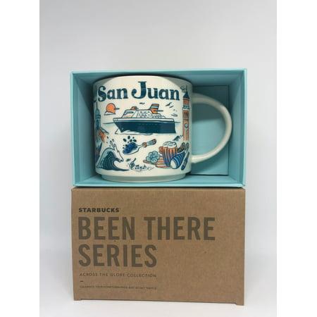 Starbucks Been There Series Collection San Juan Ceramic Coffee Mug