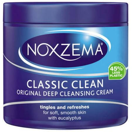 Deep Cleansing Cream (Noxzema Original Deep Cleansing Cream 12 oz (Pack of 2))